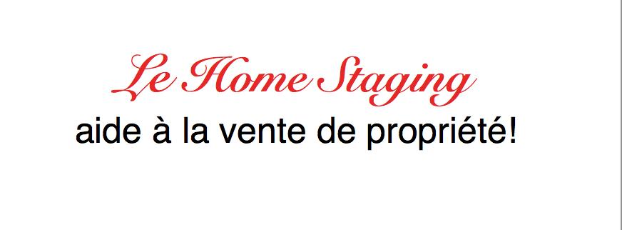 le home staging aide la vente d 39 une propri t carolyne tremblay. Black Bedroom Furniture Sets. Home Design Ideas
